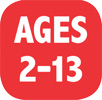 Ages 2-13