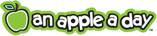 An Apple a Day logo